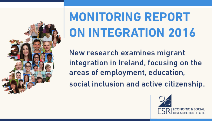 Monitoring Report on Integration 2016